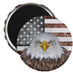 American Bald Eagle Patriot Magnets