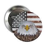 American Bald Eagle Patriot 2.25