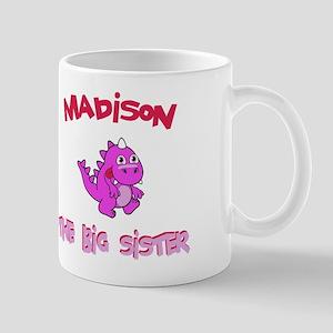 Madison - Dino Big Sister Mug