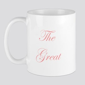 The Great (script) Mug