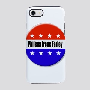 Philena Irene Farley iPhone 8/7 Tough Case