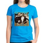 """My Kids Have Fur"" - Women's Dark T-Shir"