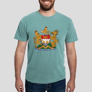 Hong Kong Coat of Arms (1959) White T-Shirt