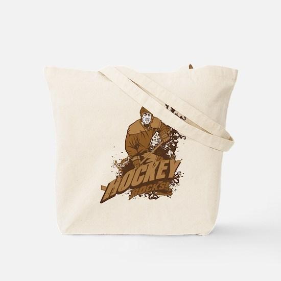 Hocky Rocks Tote Bag