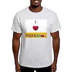 Pizza School Light T-Shirt