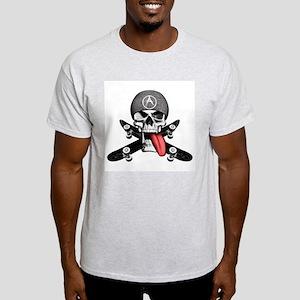 Skater Skull Light T-Shirt