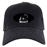 Beer Baseball Cap with Patch