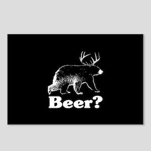 Beer? Postcards (Package of 8)