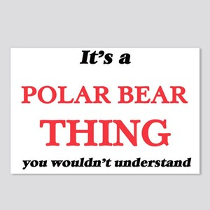 It's a Polar Bear thi Postcards (Package of 8)