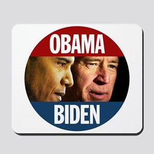 Obama-Biden Thinking Mousepad