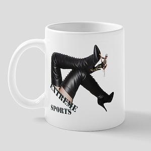 Extreme Sports - Boot Climbing Mug