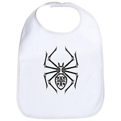 Celtic Spider Bib