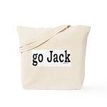 go Jack Tote Bag