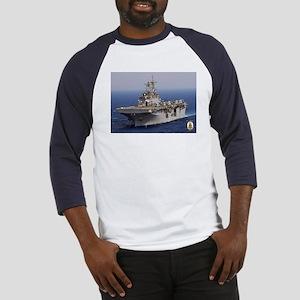 USS Wasp LHD 1 Baseball Jersey