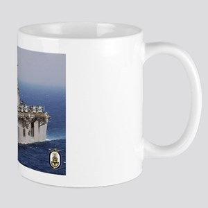 USS Wasp LHD 1 Mug