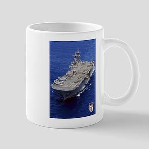 USS Essex LHD-2 Mug