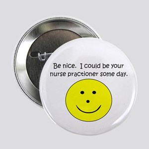 Nurse Practioner Button