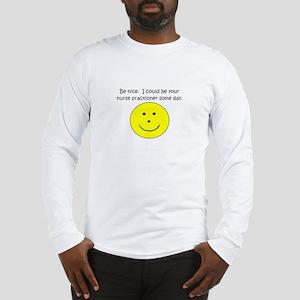 Nurse Practioner Long Sleeve T-Shirt