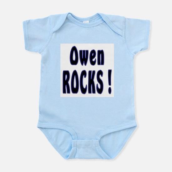 Owen Rocks ! Infant Creeper