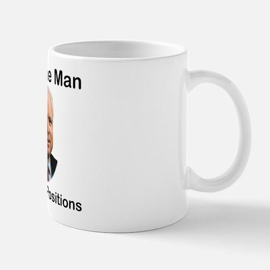 McCain Love the Man Mug