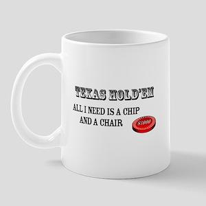Chip and a Chair Mug