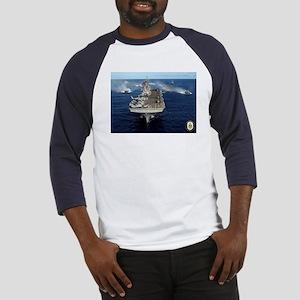 USS Kearsarge LHD-3 Baseball Jersey