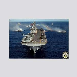 USS Kearsarge LHD-3 Rectangle Magnet