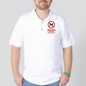 Plott Hound Golf Shirt