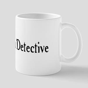 Amazonian Detective Mug