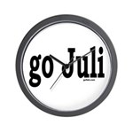 go Juli Wall Clock