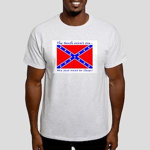 South Didn't Die Ash Grey T-Shirt
