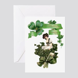 Lady Luck Greeting Cards (Pk of 10)