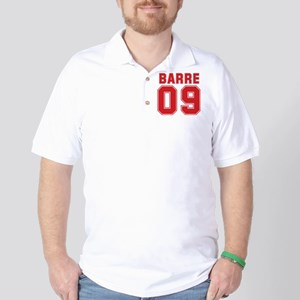 BARRE 09 Golf Shirt