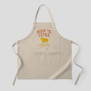 Polish Tatra Sheepdog BBQ Apron