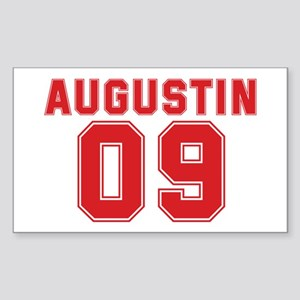 AUGUSTIN 09 Rectangle Sticker