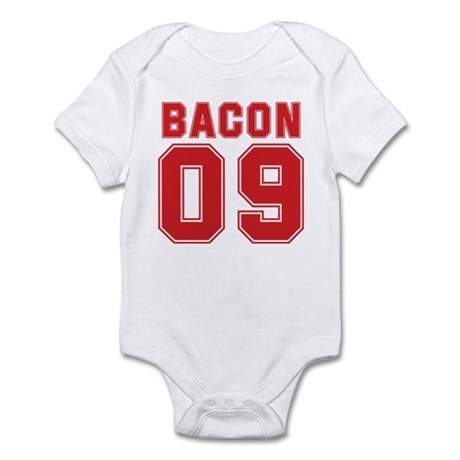 BACON 09 Infant Bodysuit