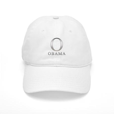 Silver Obama O Cap
