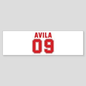 AVILA 09 Bumper Sticker