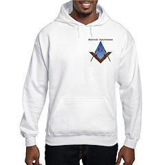 Masonic Sportsman - Fisherman - Hoodie