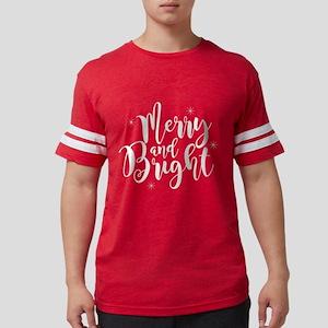 Merry and Bright Women's Dark T-Shirt