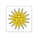 Sun Of May Sticker