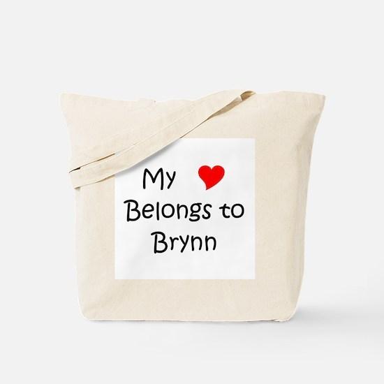 Cute Brynn Tote Bag