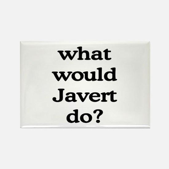Javert Rectangle Magnet