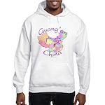Guang'an China Hooded Sweatshirt