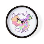 Guanghan China Wall Clock