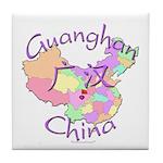 Guanghan China Tile Coaster