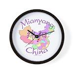 Mianyang China Wall Clock