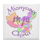 Mianyang China Tile Coaster