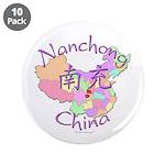 Nanchong China Map 3.5