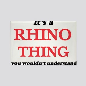 It's a Rhino thing, you wouldn't u Magnets